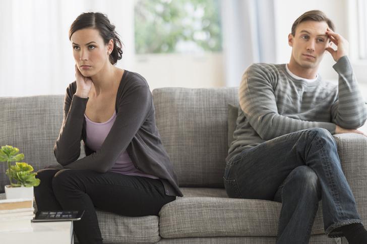 Фото №1 - Названа главная причина разводов