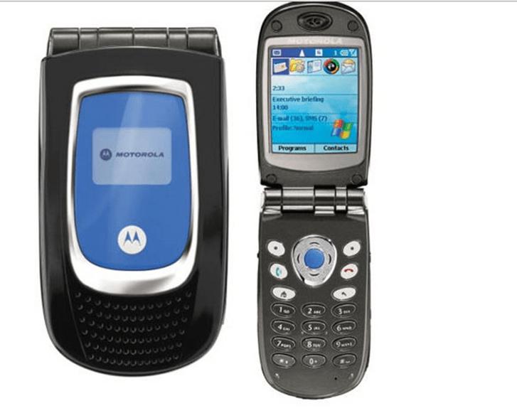 Фото №5 - Самые лучшие телефоны-раскладушки из нулевых и девяностых