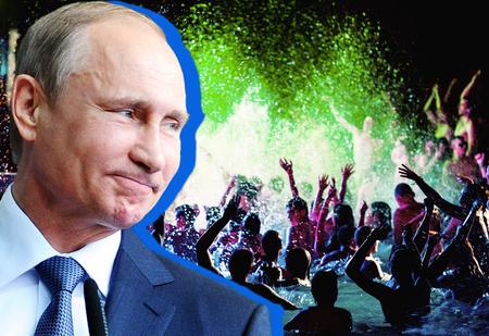 Архитектор объяснил, что такое «склад грязи» и «аквадискотека» из видео «Дворец для Путина»
