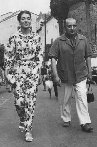 Фото №7 - Оперная дива, миллиардер и первая леди: современная греческая трагедия