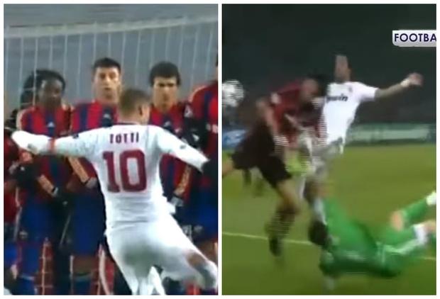 Фото №1 - 5 голов, забитых самыми возрастными игроками в Лиге чемпионов (видео)
