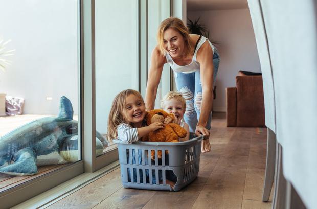 Фото №1 - 10 правил по уходу за детьми, которые все нарушают