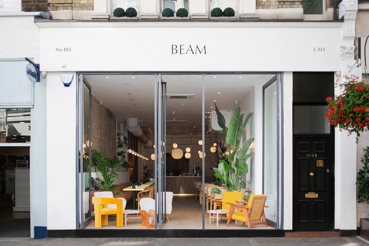 Фото №11 - Оранжевое кафе Beam в Лондоне