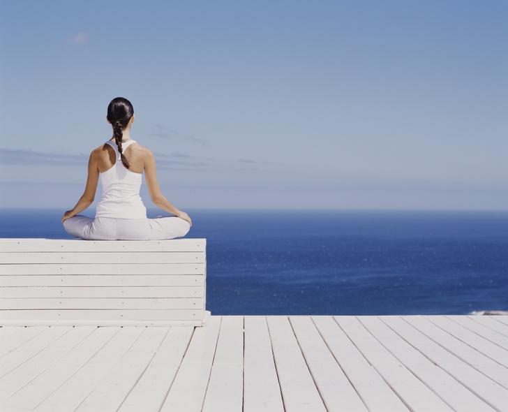 Фото №3 - Что произойдет с лицом, если медитировать каждый день?