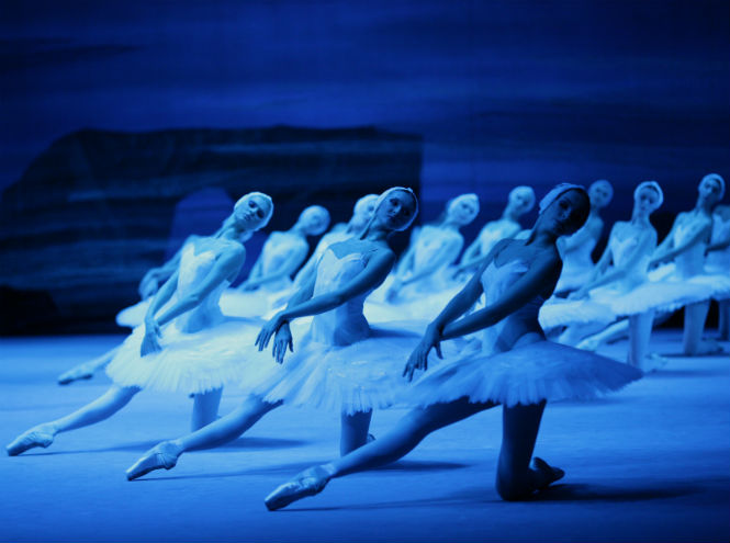 Фото №2 - TheatreHD представляет: Лебединое озеро