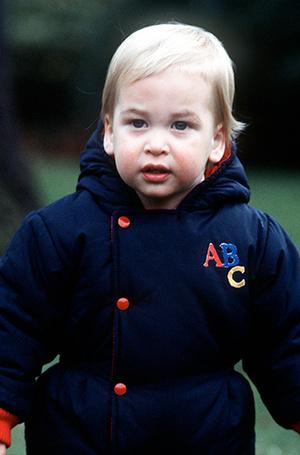 Фото №15 - Принц Уильям: история в фотографиях
