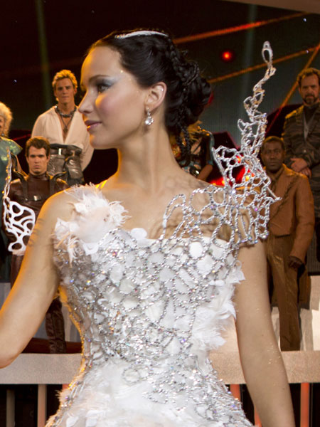 Свадебное платье в кино