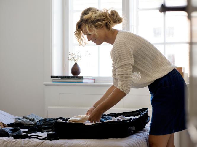 Фото №4 - Как собрать деловой гардероб в поездку за 15 минут