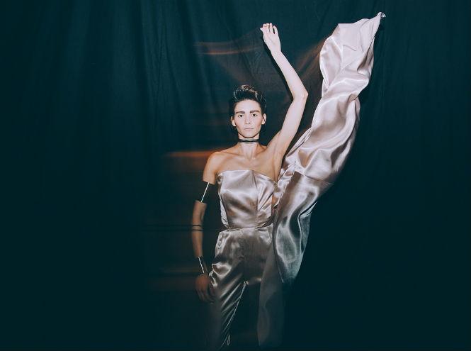 Фото №16 - Четвертый день Mercedes-Benz Fashion Week Russia 2017