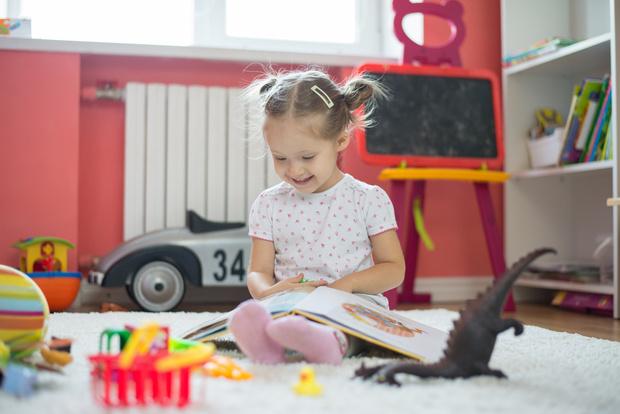 Фото №2 - Как цвет стен в детской влияет на всю будущую жизнь ребенка