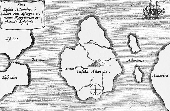 Фото №2 - Атлантида, золото из рук и амазонки: 5 мифов, которые могут оказаться правдой