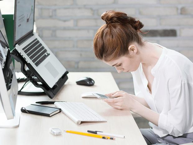 Фото №3 - 7 офисных привычек, которые каждый день вредят вашей спине