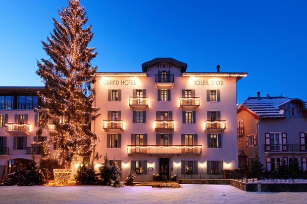 Фото №18 - Отель Grand Hôtel du Soleil d'Or: жемчужина Межева