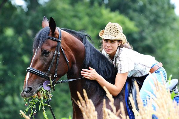 Фото №19 - Девушки на коне: самые романтичные наездницы Ульяновска
