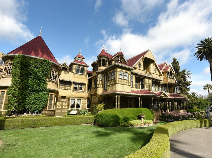 Фото №1 - Дом, который построили призраки: тайны проклятого особняка вдовы Винчестер