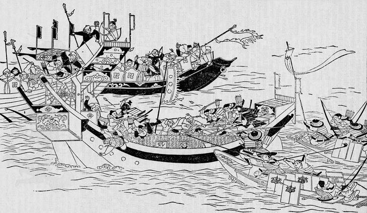 Фото №2 - Что представляет собой флот Монголии, не имеющей выхода к морю