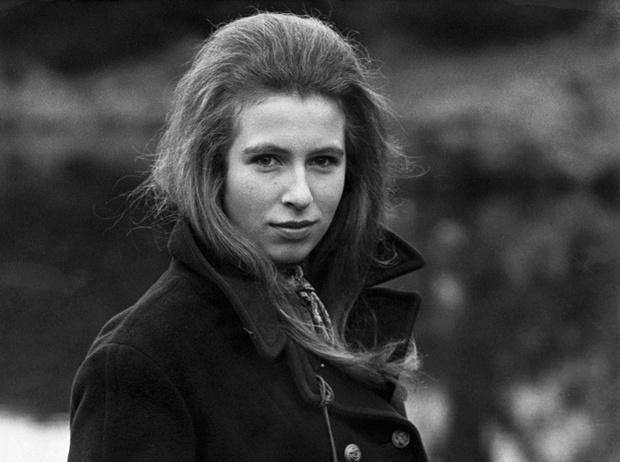 Фото №1 - Британская Катрин Денев: принцесса Анна, какой вы ее не знали