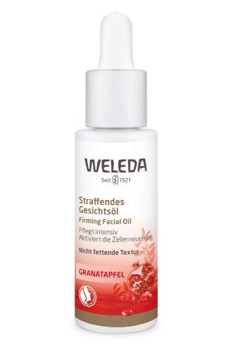Гранатовое масло для лица от Weleda