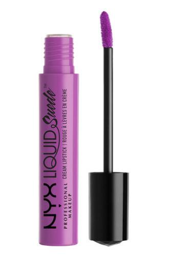 Liquid Suede Cream Lipstick от NYX
