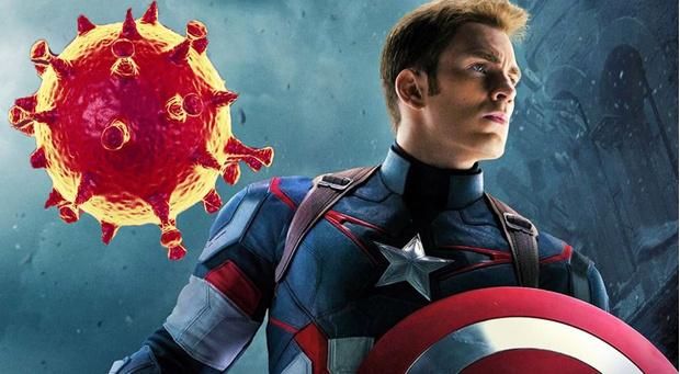 Фото №1 - Фанаты Marvel нашли доказательства того, что Капитан Америка предсказал коронавирус еще в 2011 году