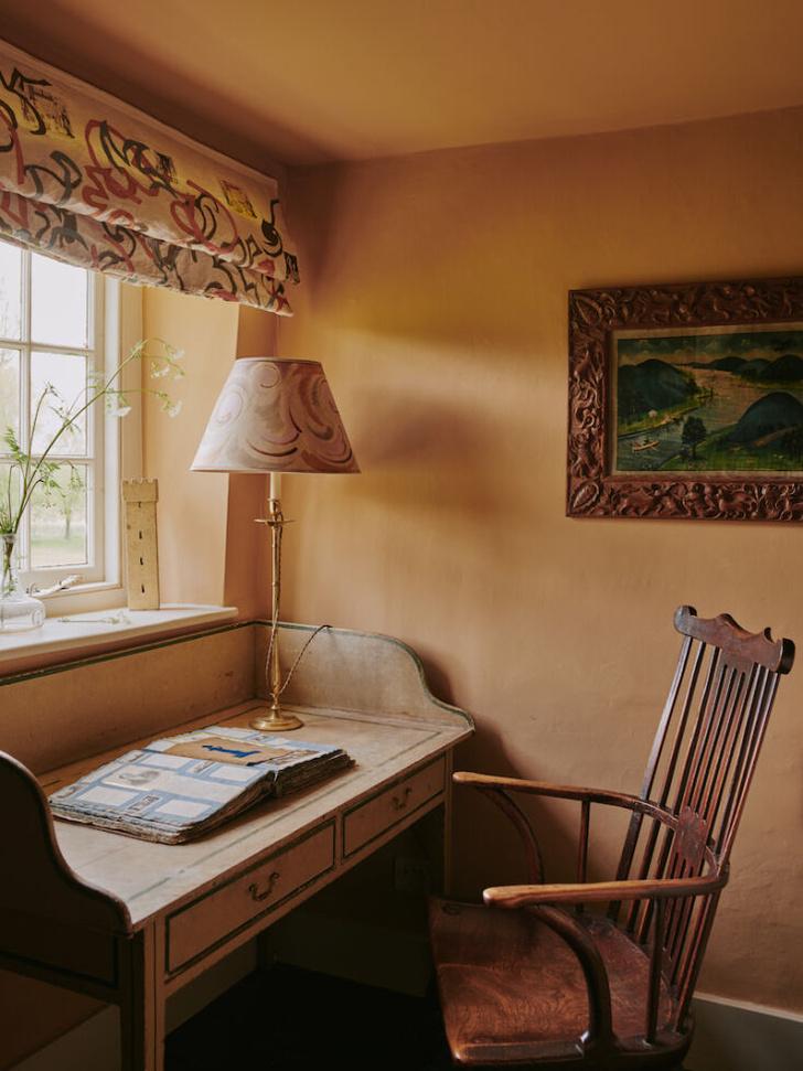 Фото №2 - Дом дизайнера и антиквара в Хэмпшире