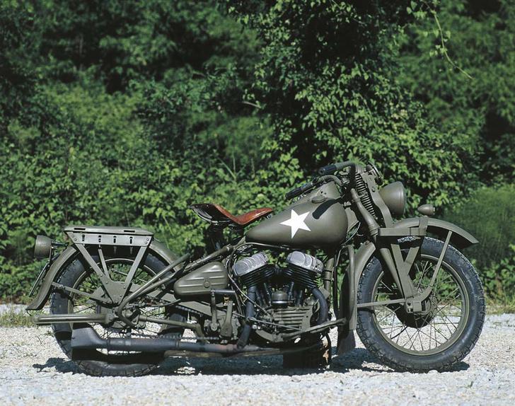 Фото №5 - Мотоцикл из консервной банки: история компании «Харлей-Дэвидсон»