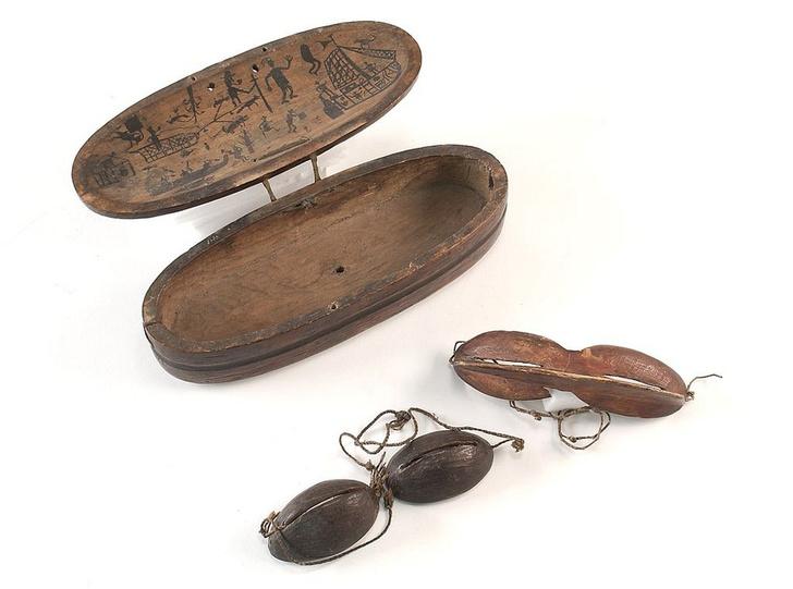 Фото №6 - Древние очки эскимосов, защищающие от снежной слепоты