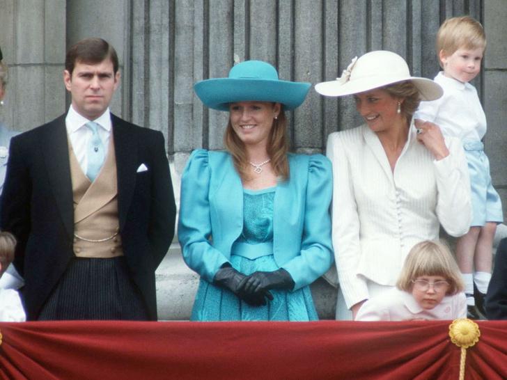 Фото №4 - Невестки Ее Величества: почему Королева была с самого начала уверена в Софи (а в Диане и Саре Фергюсон— нет)