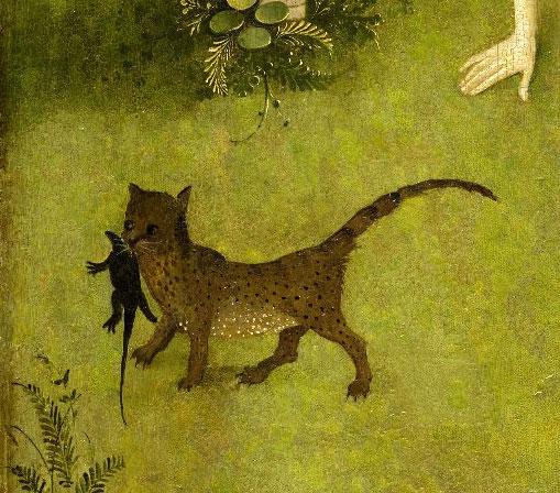 Фото №3 - 10 символов, зашифрованных в картине «Сад земных наслаждений»