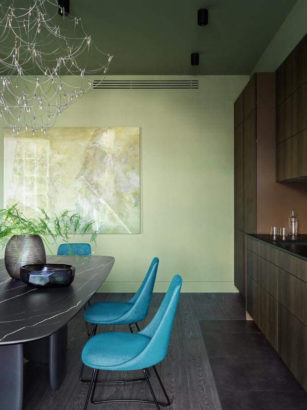 Фото №4 - Квартира 140 м² на Плющихе по проекту Tatiana Alenina design bureau