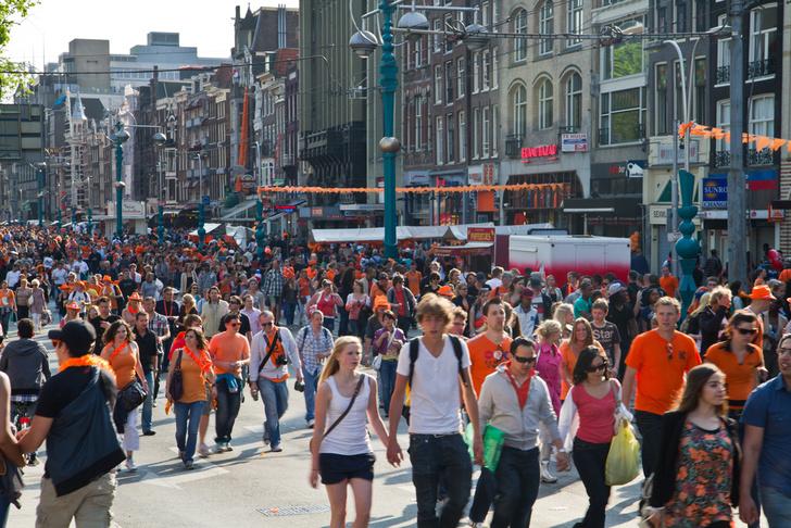 Фото №1 - Ученые объяснили, почему голландцы стали самыми высокими людьми на планете