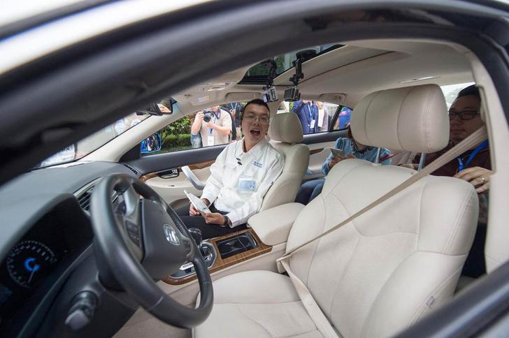 Фото №3 - Покорность машин: 10 фактов о беспилотных автомобилях