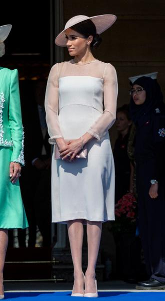 Фото №3 - Амаль Клуни помогает герцогине Меган адаптироваться в Лондоне