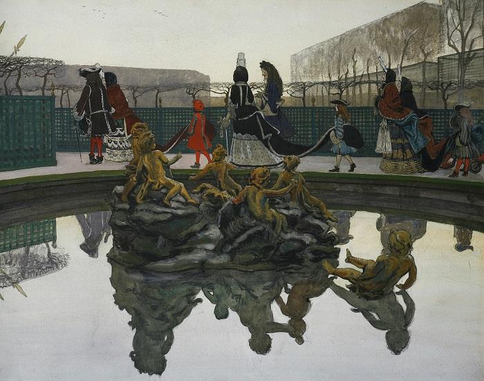 Фото №3 - Александр Бенуа и его «Мир искусства» в Третьяковской галерее