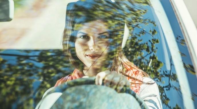 Такси: когда женщина за рулем