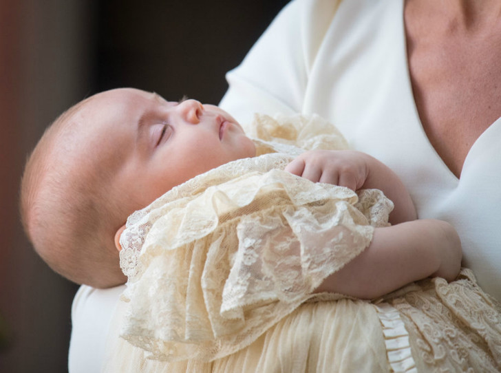 Фото №1 - Главная интрига Дня рождения принца Луи