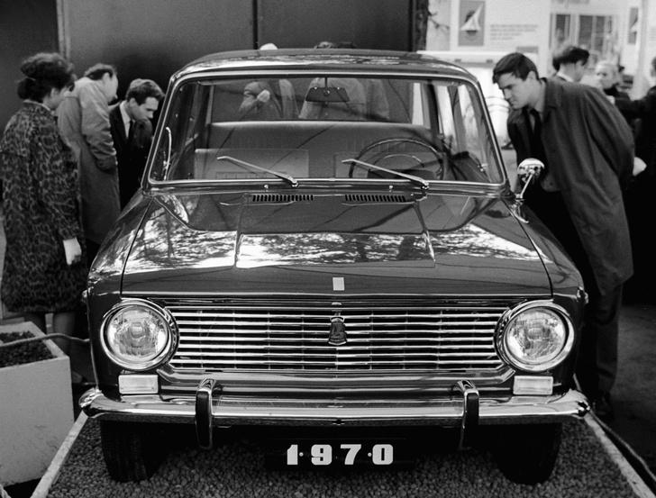 Фото №6 - Советские автомобили, не украденные у Запада