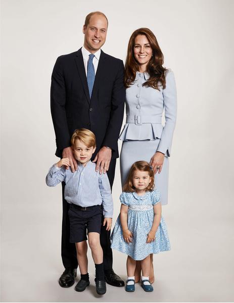 Фото №37 - Принцесса Шарлотта Кембриджская: третий год в фотографиях