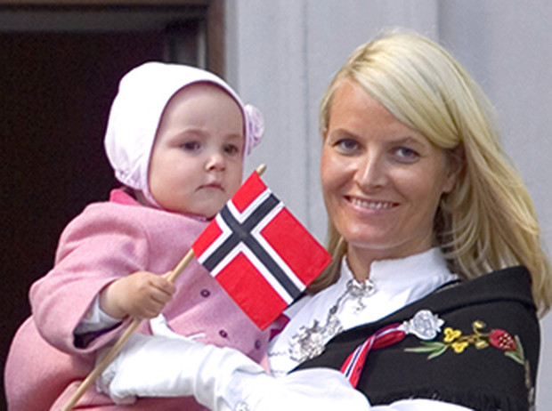 Фото №19 - Принцесса Ингрид Александра, наследница трона Норвегии: история в фотографиях