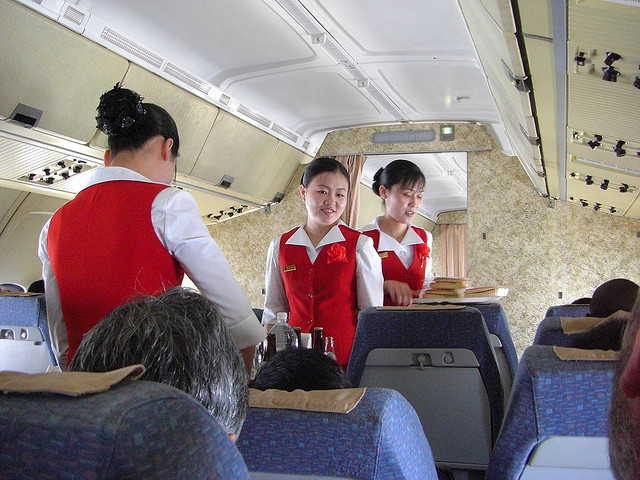 Фото №2 - Северокорейская авиакомпания признана худшей в мире в четвертый раз