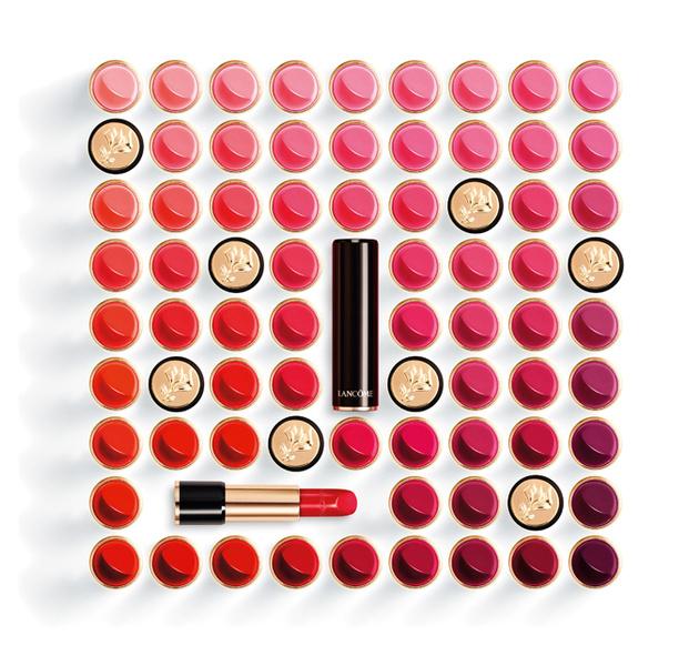 Фото №2 - L'Absolu Rouge Lancome: 39 новых поводов красить губы