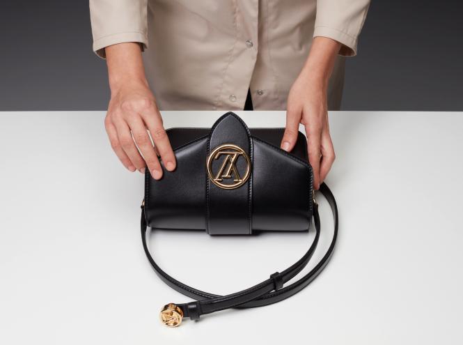 Фото №2 - Аксессуар парижанки: Louis Vuitton представили новую сумку LV Pont 9