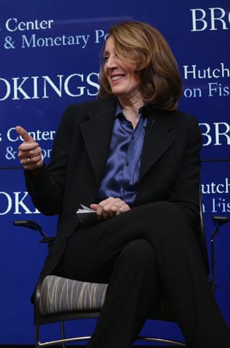 Фото №4 - Cамая влиятельная женщина на Уолл-Стрит: как Рут Порат спасла американскую экономику