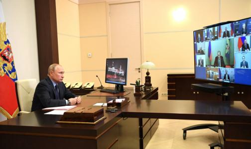 Фото №1 - Путин поручил Минздраву возобновить плановую медицинскую помощь
