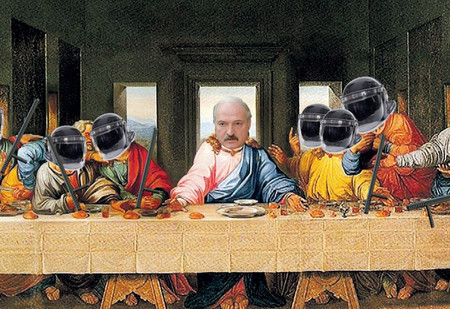 Лучшие шутки про тайную инаугурацию Лукашенко