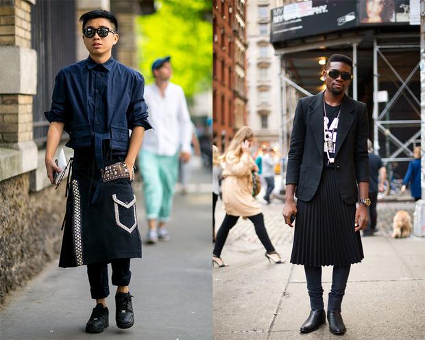 Фото №3 - Модный гардероб: 3 чисто женские вещи, которые парни у нас отвоевали