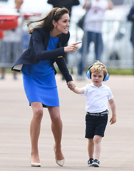 Фото №16 - Кризис трех лет по-королевски: принц Джордж показал характер