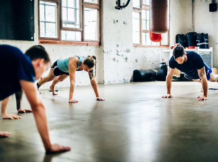 Фото №4 - Биться будем: бокс как новый вид женского фитнеса