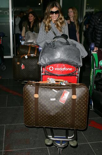 Фото №2 - Не давите на чемодан, или Секреты стильной упаковки