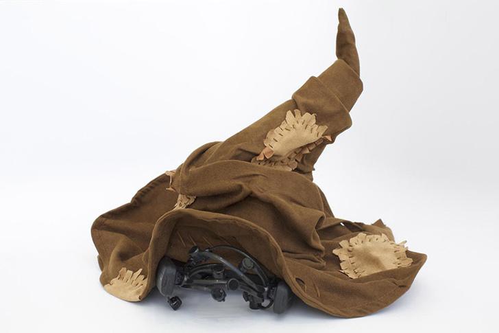 Фото №1 - В МТИ воссоздали распределяющую шляпу из «Гарри Поттера»